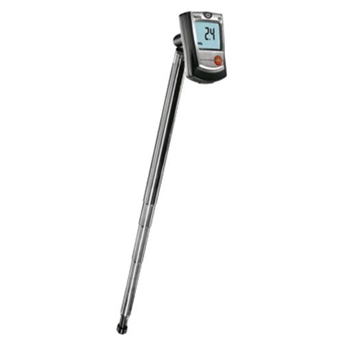 Máy đo nhiệt độ tốc độ gió Testo 405