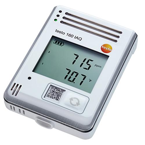 Bộ ghi dữ liệu nhiệt độ wifi testo 160