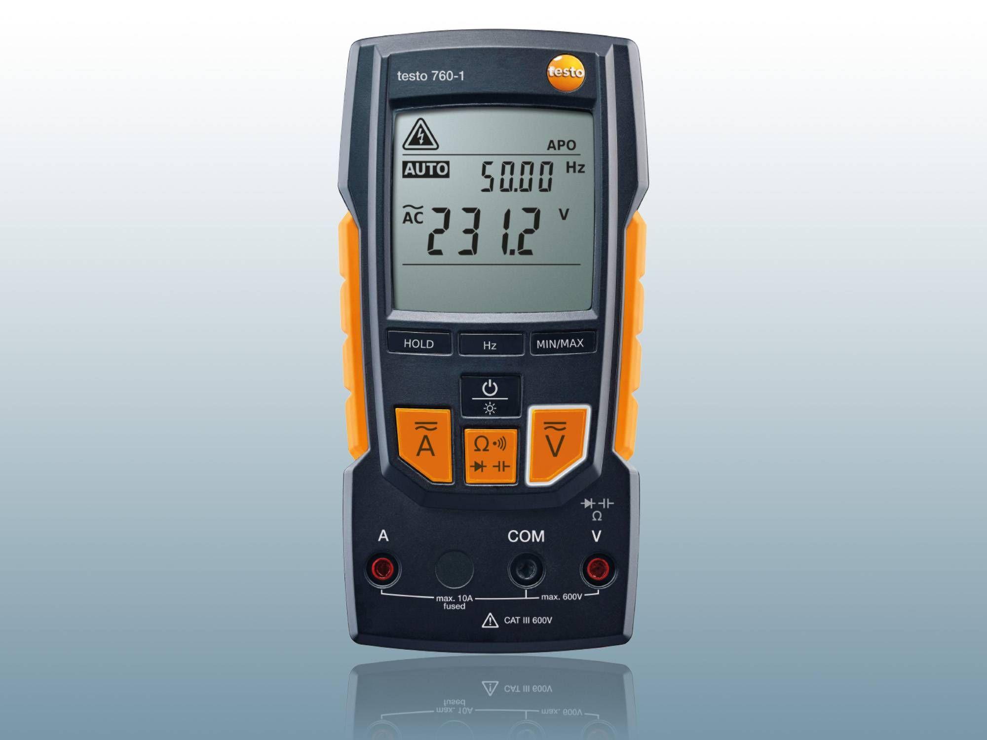 Đồng hồ vạn năng Testo 760-1, Đồng hồ vạn năng là gì?