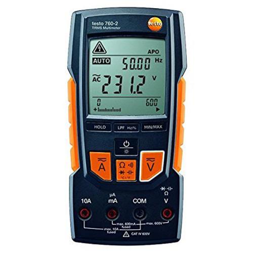 Đồng hồ vạn năng số Testo 760-2