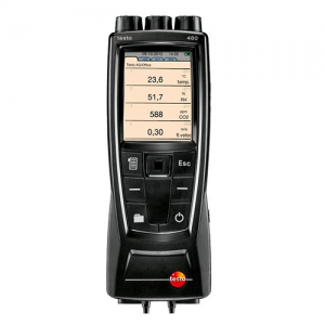 Máy đo khí CO2 Testo 480, đồng hồ đo khí CO2
