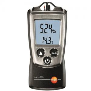 Máy đo nhiệt độ Testo 610: Máy đo nhiệt độ độ ẩm