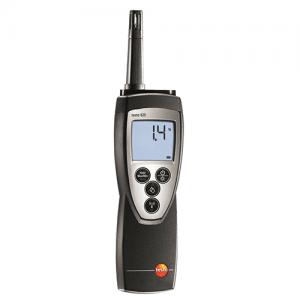 Máy đo nhiệt độ Testo 635, nhiệt ẩm kế tự ghi