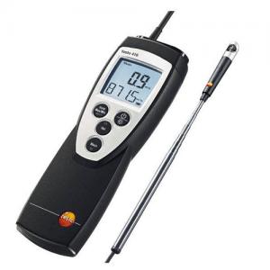 Máy đo tốc độ gió testo 416. thiết bị đo lưu lượng gió, đo vận tốc gió
