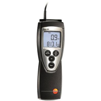 Máy đo tốc độ gió nhiệt độ Testo 425