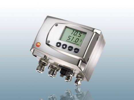 Máy chuyển đổi tín hiệu nhiệt độ Testo