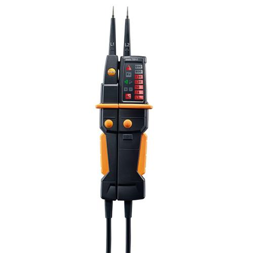 Ampe kìm Testo 770-2: Đồng hồ đo điện AC/DC 600V.