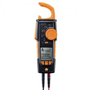 testo 770-3: Ampe kìm đo AC/DC 600V