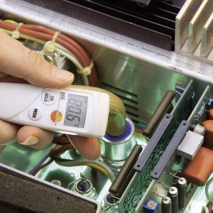 Máy đo nhiệt độ hồng ngoại Testo 805