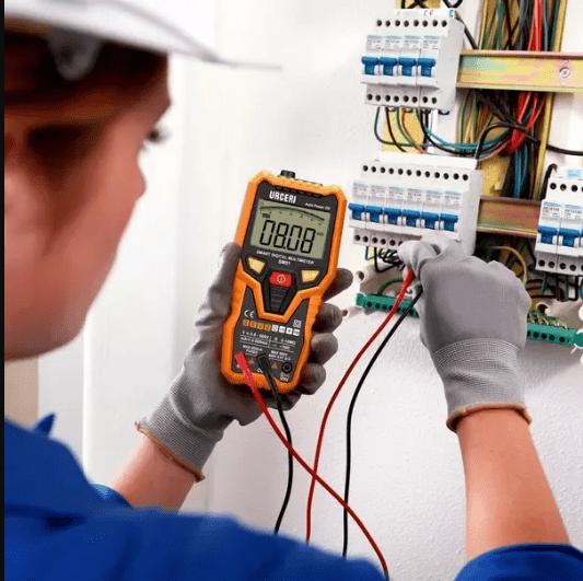 Cách sử dụng đồng hồ vạn năng đo điện trở, điện áp, dòng điện