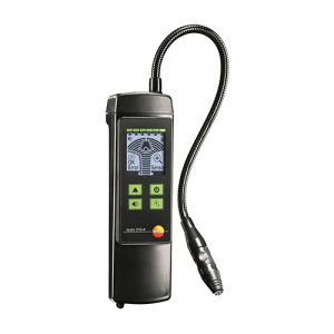 Dụng cụ kiểm tra rò rỉ gas Testo 316-4 Set 2, thiết bị dò gas cầm tay Testo