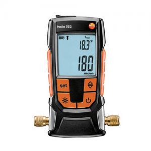 Máy đo áp suất chân không Testo 552: Đo chân không với bluetooth