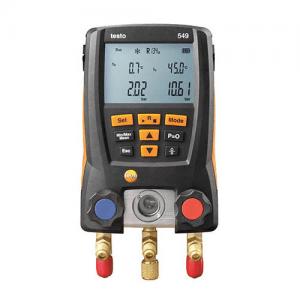 Máy đo áp suất điện lạnh Testo 549, máy đo áp suất đa năng đa tạp 549