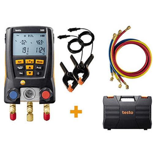 Bộ máy đo đa năng Testo 550 Kit
