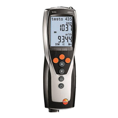 máy đo khí đa năng testo 435-1