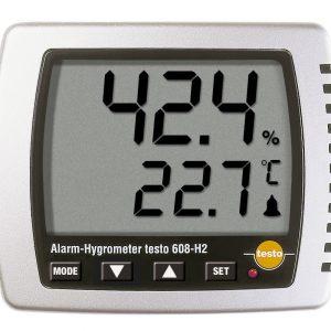Máy đo độ ẩm Testo 608-H2