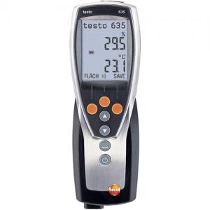 Máy đo độ ẩm Testo 635-1, nhiệt ẩm kế tự ghi testo, ẩm kế không khí