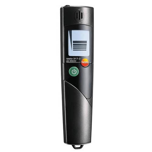 Máy dò khí gas cầm tay Testo 317-2: Đầu dò khí gas