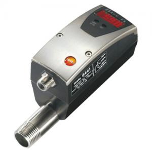 Đồng hồ đo lưu lượng khí nén Testo 6440 Series: Máy đo khí nén