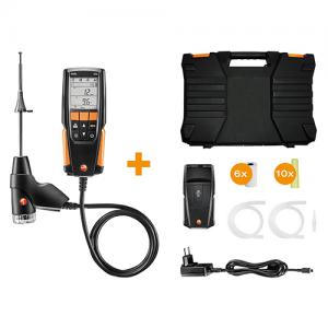 Bộ máy đo khí thải Testo 310 và máy in hồng ngoại tích hợp