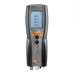 Máy đo khí thảiTesto 340cảm biến 4 khí đo nồng độ khí thải ô tô, động cơ