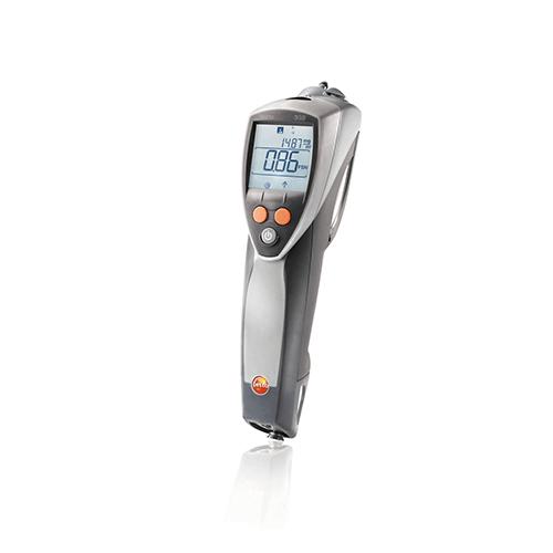 Máy đo khói Testo 338: Thiết bị kiểm tra khói thải