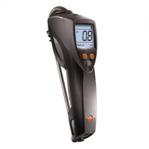 Máy đo mật độ khói Testo 308: Thiết bị kiểm tra khói thải, máy đo khói