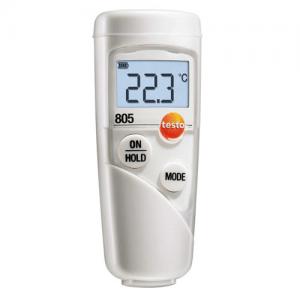 Máy đo nhiệt độ hồng ngoại Testo 805, nhiệt kế hồng ngoại