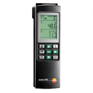 Máy đo nhiệt độ Testo 645: Đồng hồ đo nhiệt độ độ ẩm