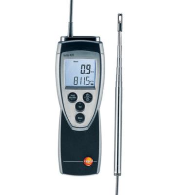 Máy đo tốc độ gió nhiệt độ Testo 425 Kit