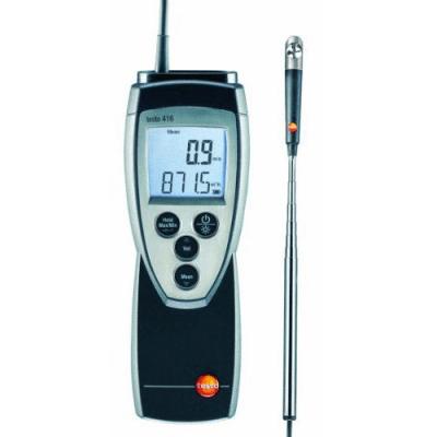 đánh giá máy đo tốc độ gió testo 416