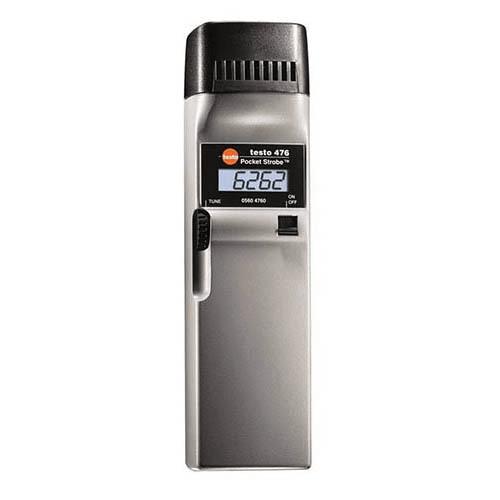 Máy đo tốc độ vòng quay Testo 476, thiết bị đo tốc độ vòng quay động cơ