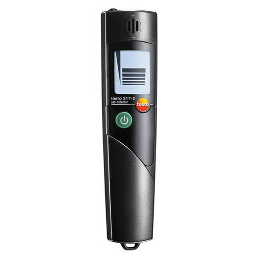 Máy phát hiện khí rò rỉ Testo 317-2, máy đo dò rò rỉ khí Testo CH4, C3H8