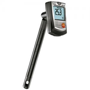 Nhiệt kế Testo 605-H2, máy đo nhiệt độ độ ẩm, nhiệt ẩm kế tự ghi Testo