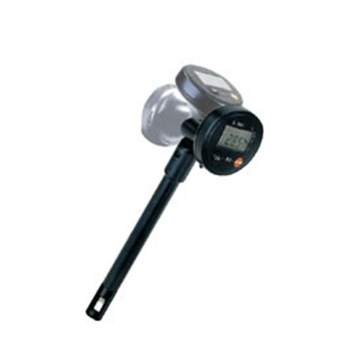 Nhiệt kế Testo 605-H1: Thang đo nhiệt độ