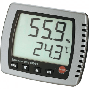 Nhiệt ẩm kế tự ghi Testo 608-h1. Nhiệt kế hồng ngoại