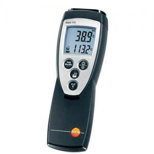 nhiệt kế tự ghi kho lạnh Testo 110