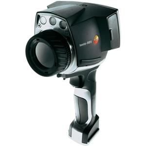 Camera nhiệt Testo 881-2 cận cảnh
