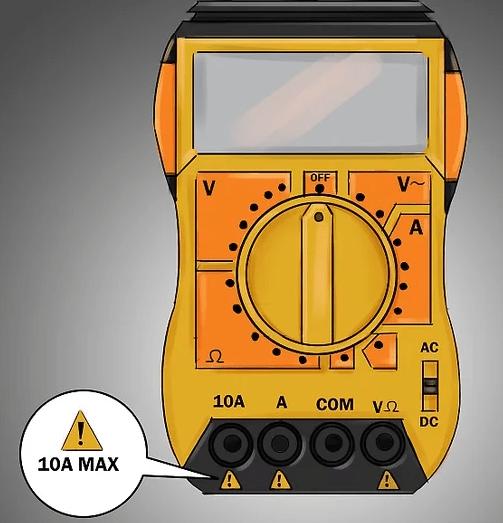 Cách đo cường độ dòng điện (How to Measure Amperage)