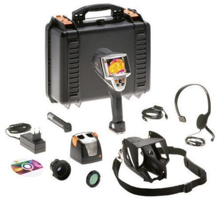 Camera nhiệt Testo 881-1 cả bộ