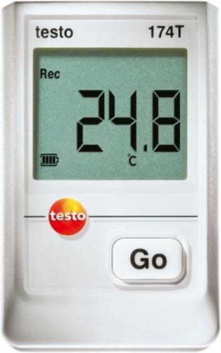 Bộ ghi dữ liệu nhiệt độ Testo 174T Kit