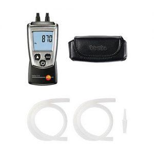 Bộ đo áp suất chênh lệch Testo 510 Kit