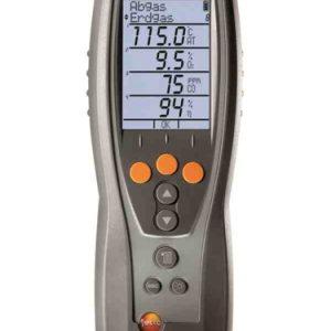 Máy phân tích khí thải Testo 327-1 (Advanced Set)Máy phân tích khí thải Testo 327-1 (Advanced Set)