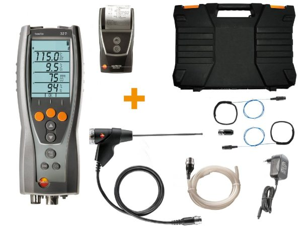 Testo 327-1 (Advanced Set)