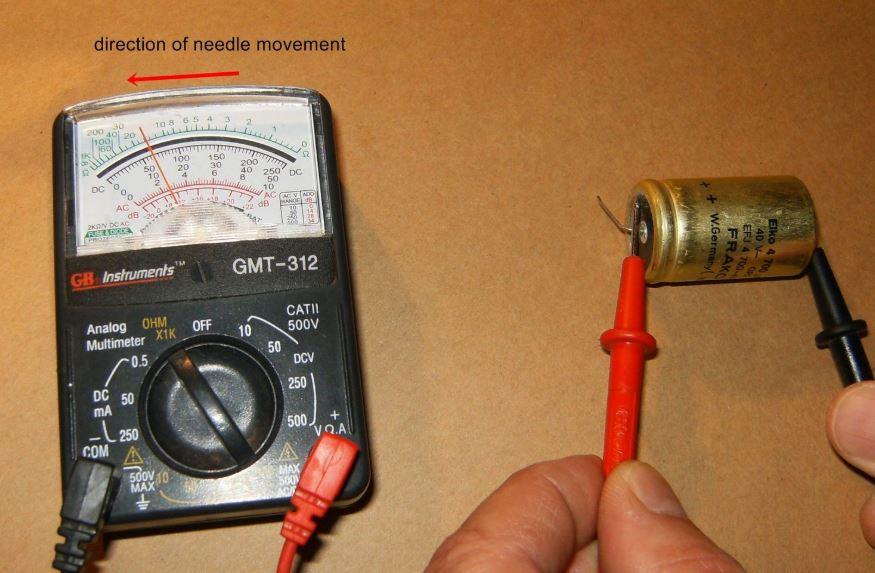 Làm thế nào để kiểm tra tụ điện