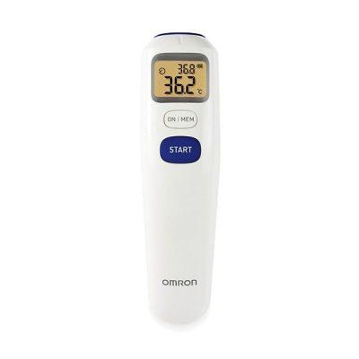 Cách sử dụng nhiệt kế omron đo nhiệt độ cơ thể