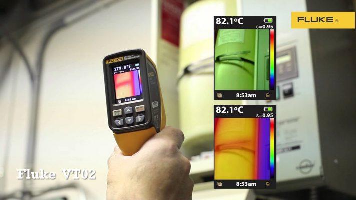 camera nhiệt VT02