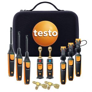 Bộ kit đo nhanh Testo Professional Smart Probe