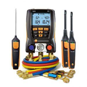 Bộ kit đo cơ bản cho Testo 550