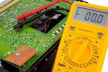 Cách đo điện áp